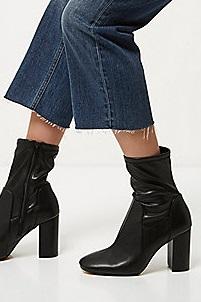 black ankle boots 2- river island - wishlist - uk style blogger
