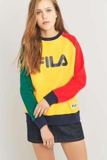 colour block fila sweatshirt - urban outfitters - wishlist - uk style blogger.jpg