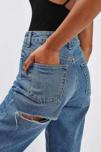 dark wash mom jeans - bum rip jeans - topshop - wishlist -uk style blogger.jpg