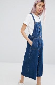 denim dungaree dress - monki - wishlist - uk style blogger.jpg