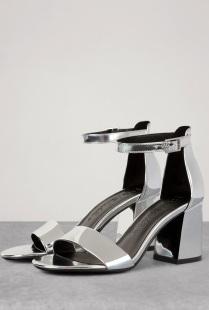 metallic silver heeled sandals - bershka - wishlist - uk style blogger.jpg