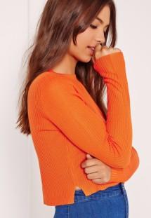 orange jumper - missguided - wishlist - uk style blogger.jpg
