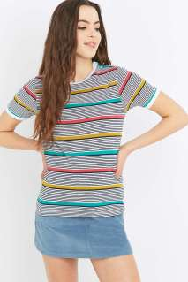Stripe tshirt - Urban Outfitters - wishlist - uk style blogger.jpg