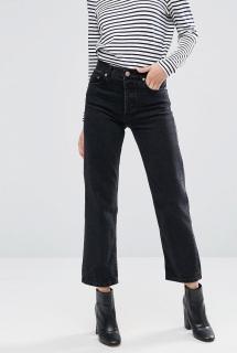 washed black straight leg florence jeans - asos - wish list - uk style blogger.jpg